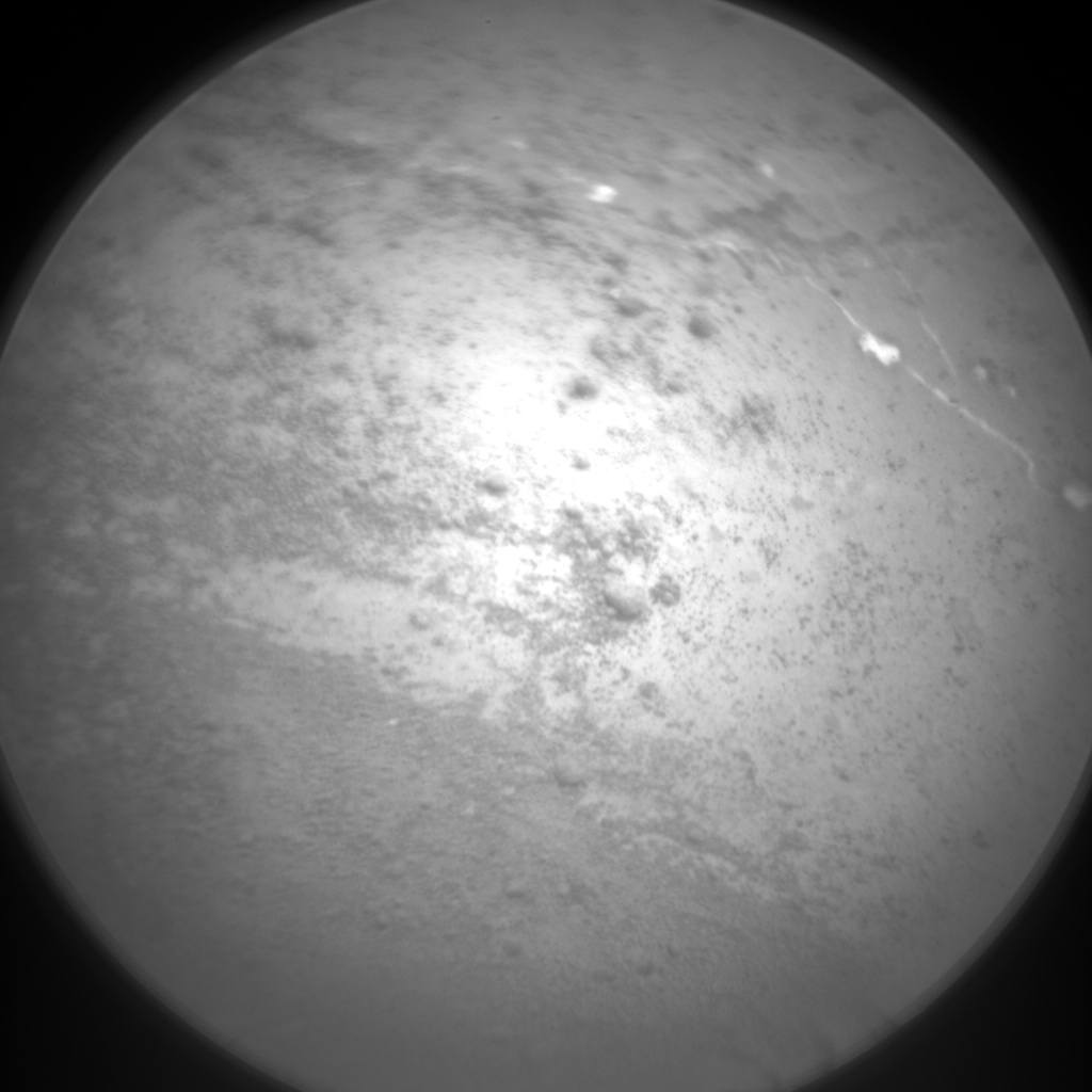 Nasa's Mars rover Curiosity acquired this image using its Chemistry & Camera (ChemCam) on Sol 183, at drive 0, site number 6