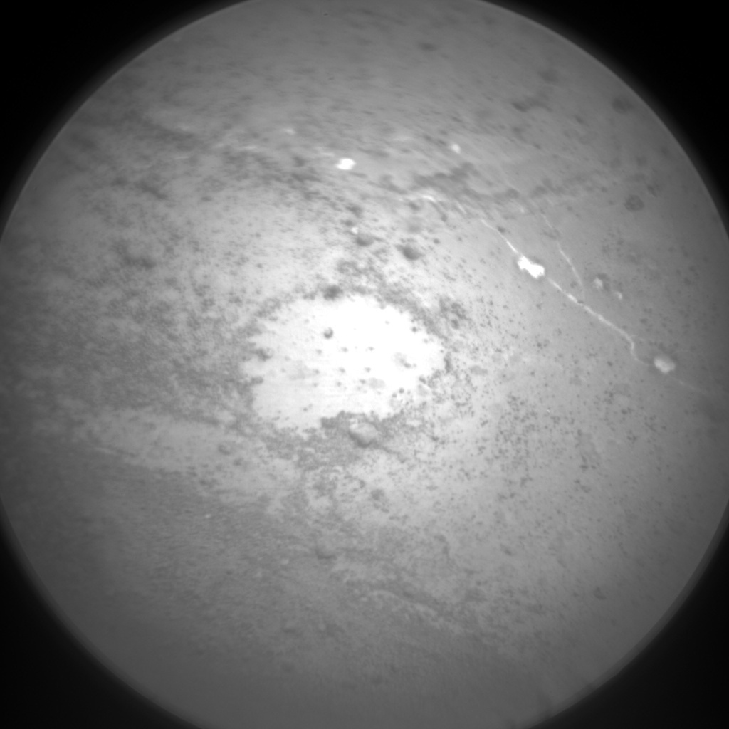 NASA's Mars rover Curiosity acquired this image using its Chemistry & Camera (ChemCam) on Sol 183