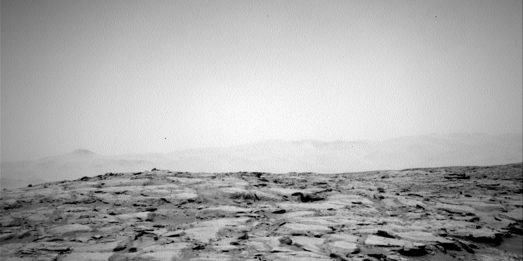 NASA's Mars rover Curiosity acquired this image using its Left Navigation Camera (Navcams) on Sol 183