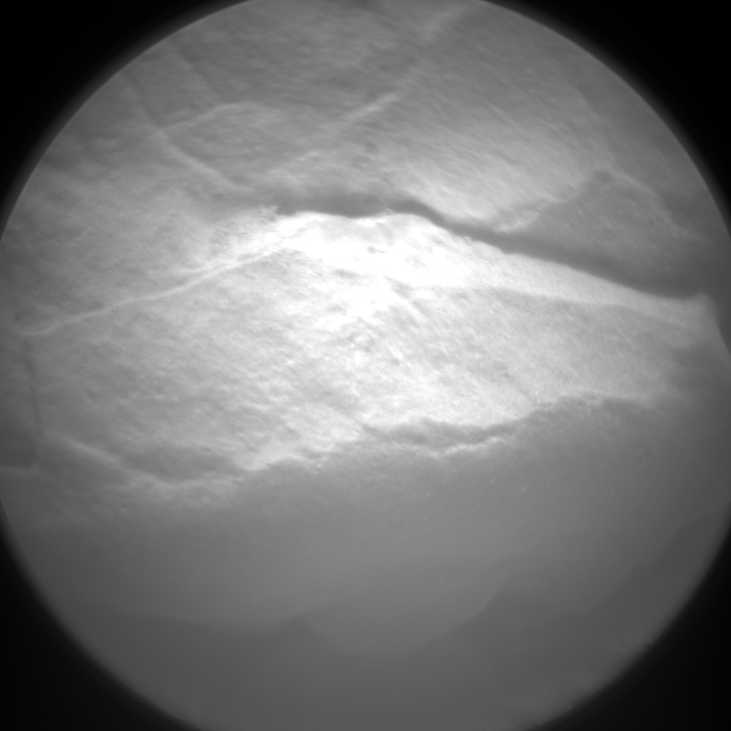Nasa's Mars rover Curiosity acquired this image using its Chemistry & Camera (ChemCam) on Sol 186, at drive 0, site number 6