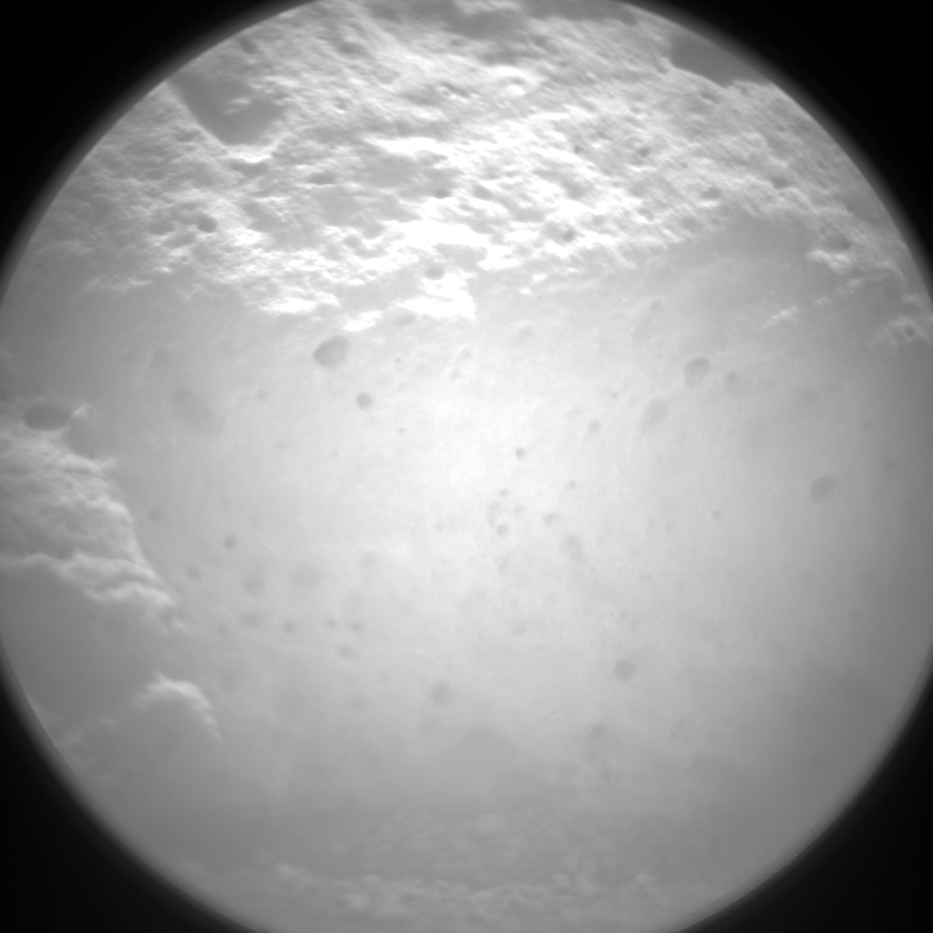 Nasa's Mars rover Curiosity acquired this image using its Chemistry & Camera (ChemCam) on Sol 188, at drive 0, site number 6