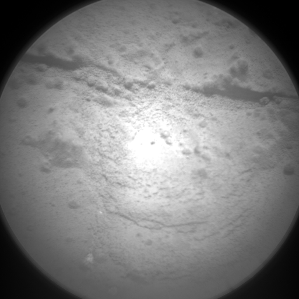 Nasa's Mars rover Curiosity acquired this image using its Chemistry & Camera (ChemCam) on Sol 192, at drive 0, site number 6