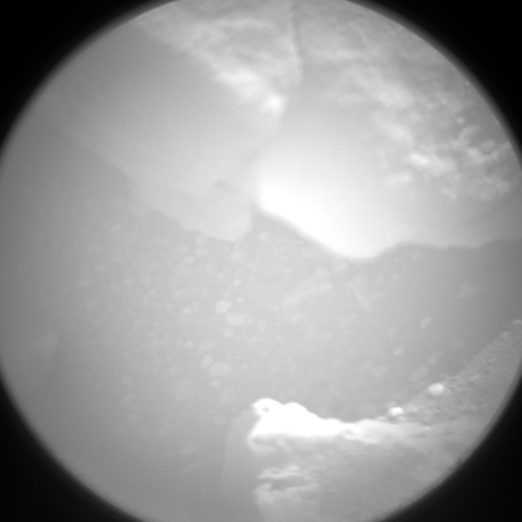 NASA's Mars rover Curiosity acquired this image using its Chemistry & Camera (ChemCam) on Sol 193