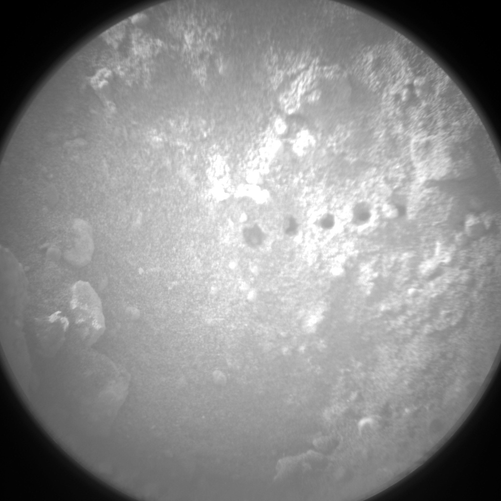 NASA's Mars rover Curiosity acquired this image using its Chemistry & Camera (ChemCam) on Sol 194