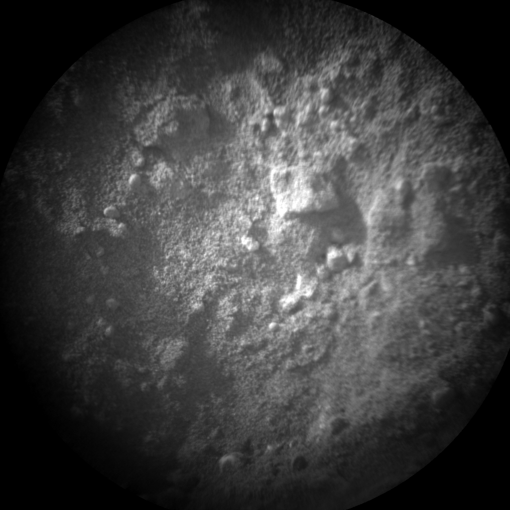 Nasa's Mars rover Curiosity acquired this image using its Chemistry & Camera (ChemCam) on Sol 194, at drive 0, site number 6