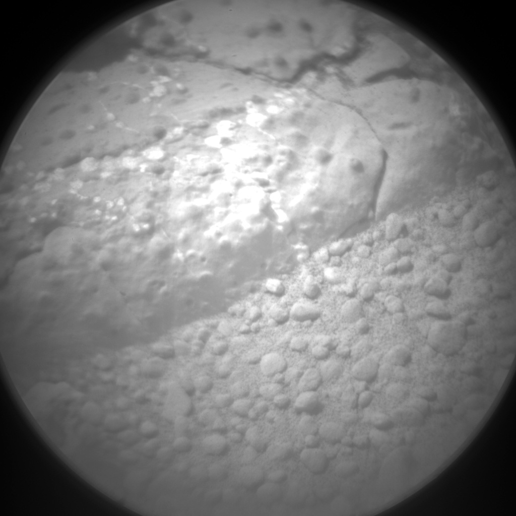 Nasa's Mars rover Curiosity acquired this image using its Chemistry & Camera (ChemCam) on Sol 226, at drive 0, site number 6