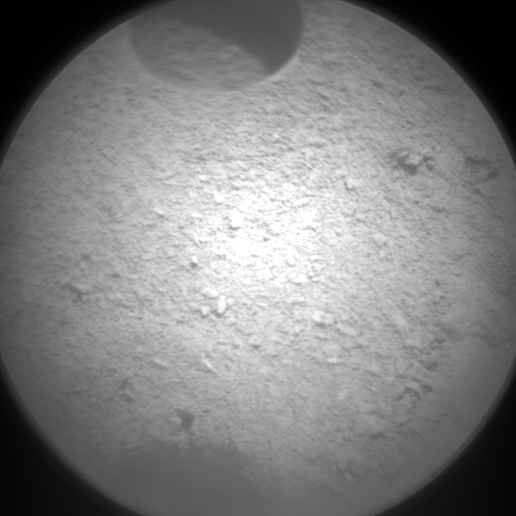 Nasa's Mars rover Curiosity acquired this image using its Chemistry & Camera (ChemCam) on Sol 227, at drive 0, site number 6