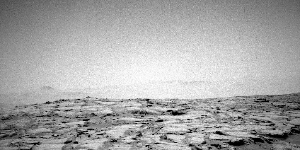 NASA's Mars rover Curiosity acquired this image using its Left Navigation Camera (Navcams) on Sol 227