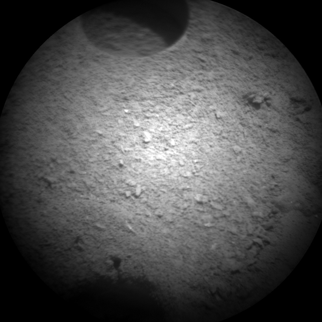 NASA's Mars rover Curiosity acquired this image using its Chemistry & Camera (ChemCam) on Sol 227