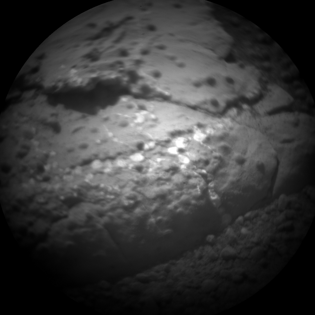 Nasa's Mars rover Curiosity acquired this image using its Chemistry & Camera (ChemCam) on Sol 232, at drive 0, site number 6