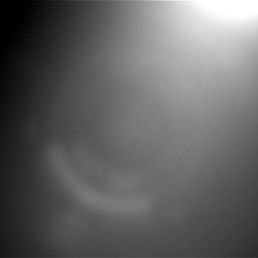 NASA's Mars rover Curiosity acquired this image using its Left Navigation Camera (Navcams) on Sol 233