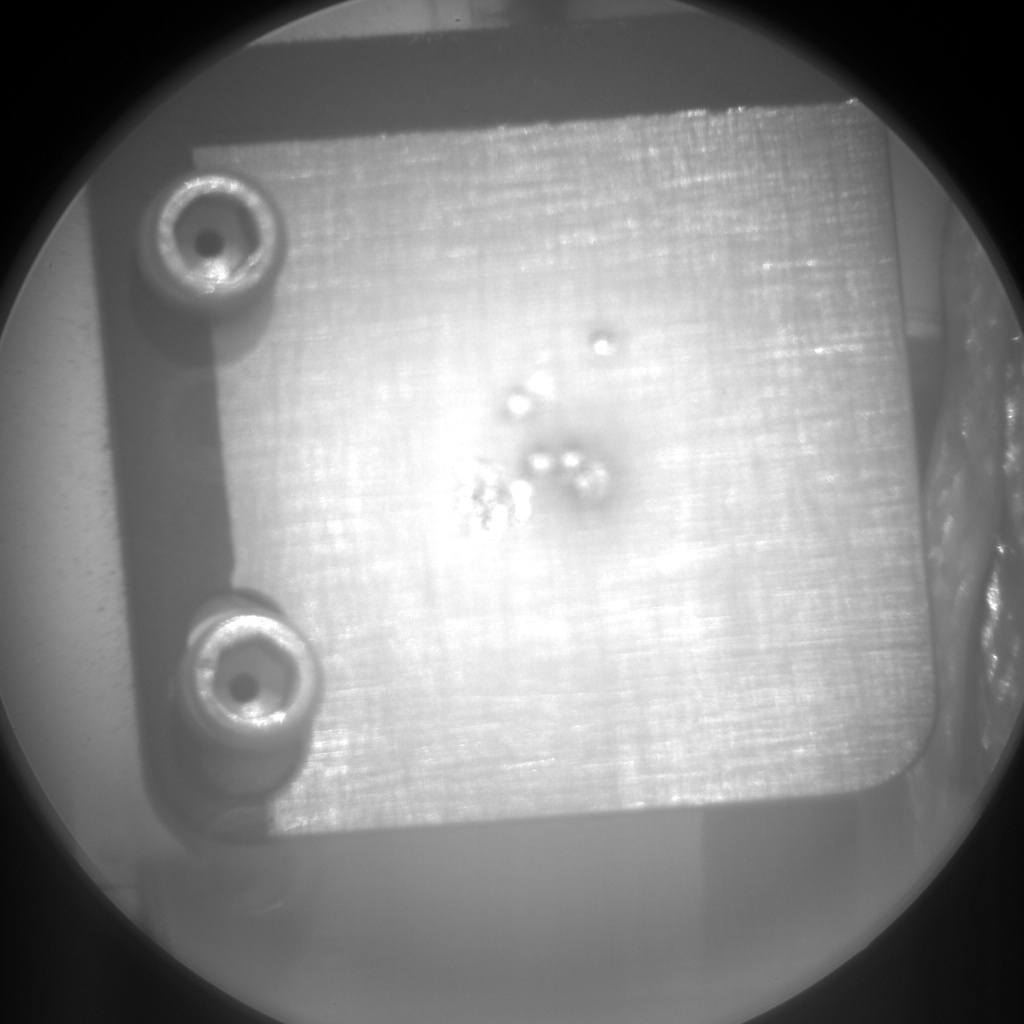 NASA's Mars rover Curiosity acquired this image using its Chemistry & Camera (ChemCam) on Sol 262