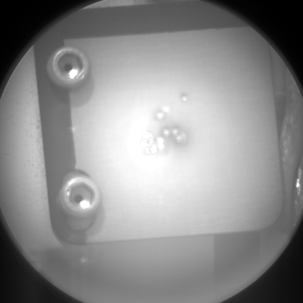 NASA's Mars rover Curiosity acquired this image using its Chemistry & Camera (ChemCam) on Sol 269