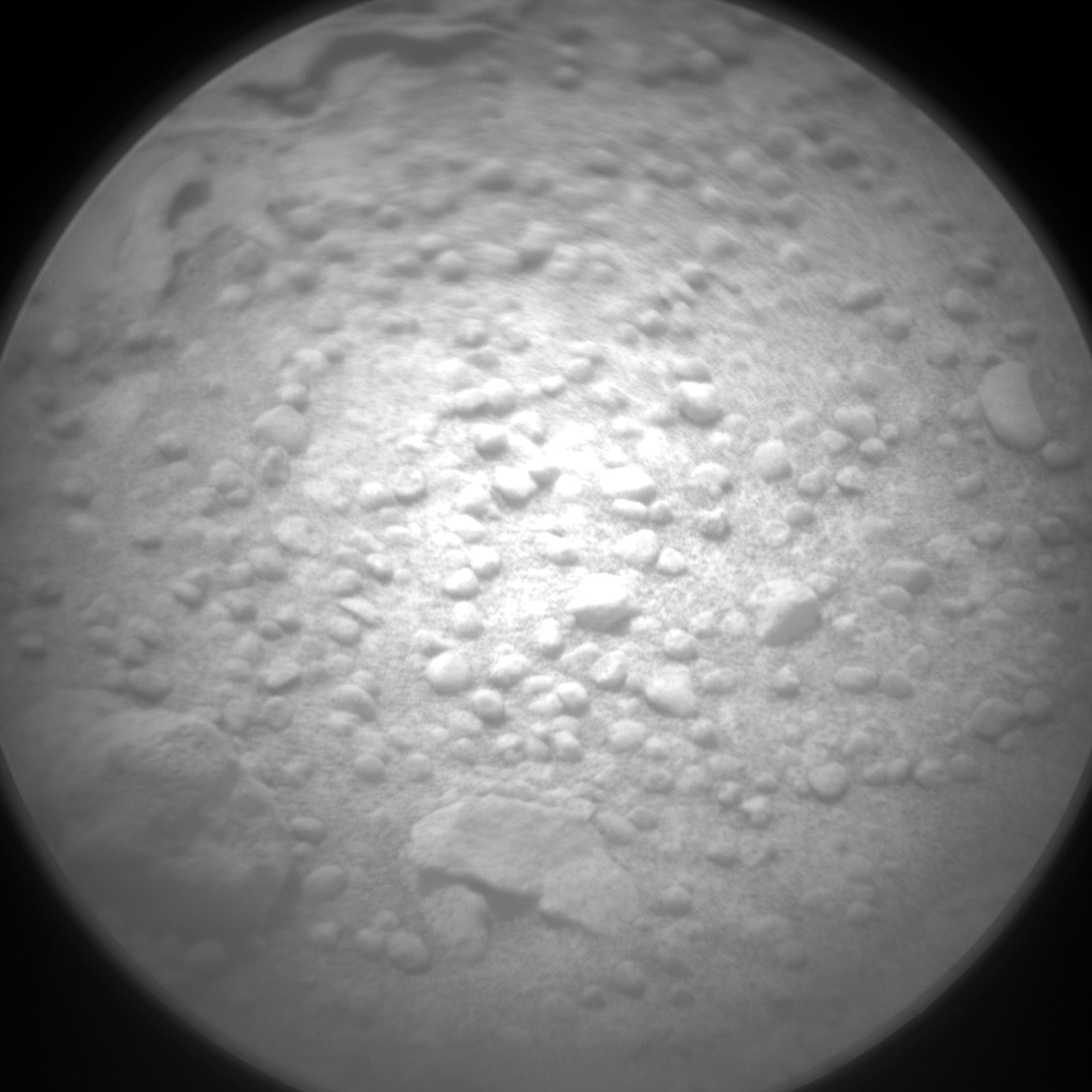 Nasa's Mars rover Curiosity acquired this image using its Chemistry & Camera (ChemCam) on Sol 269, at drive 0, site number 6