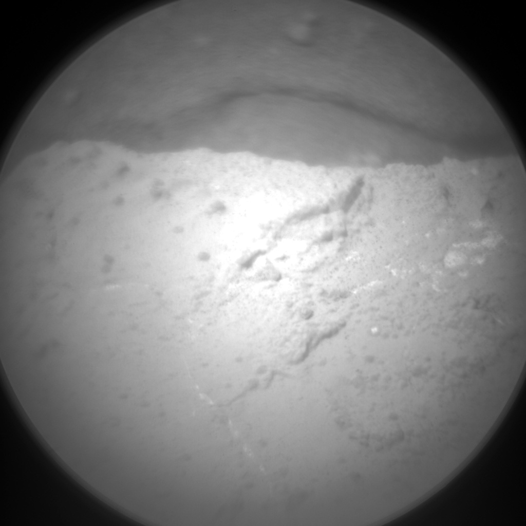 NASA's Mars rover Curiosity acquired this image using its Chemistry & Camera (ChemCam) on Sol 271