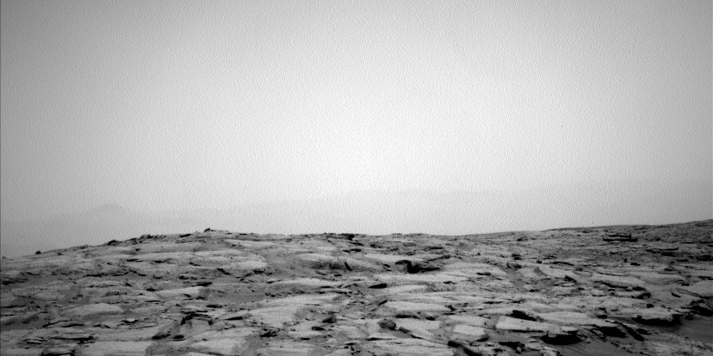 NASA's Mars rover Curiosity acquired this image using its Left Navigation Camera (Navcams) on Sol 271