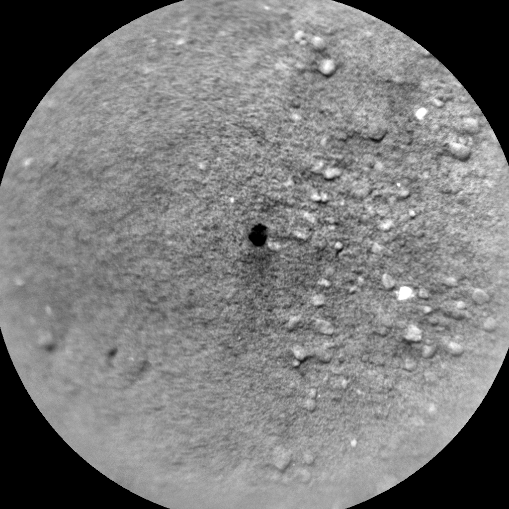 Nasa's Mars rover Curiosity acquired this image using its Chemistry & Camera (ChemCam) on Sol 271, at drive 0, site number 6