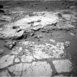 Nasa's Mars rover Curiosity acquired this image using its Right Navigation Camera on Sol 272, at drive 0, site number 6