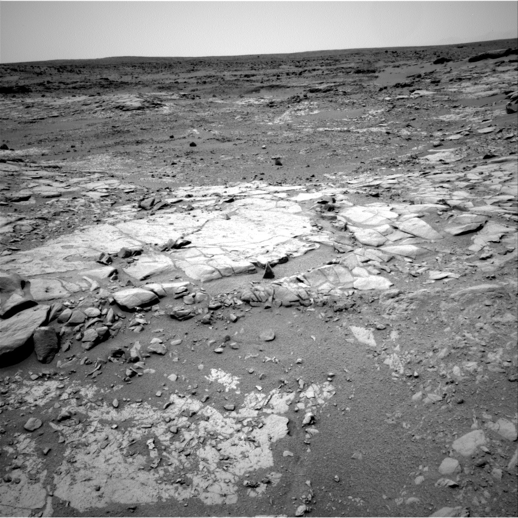 Nasa's Mars rover Curiosity acquired this image using its Right Navigation Camera on Sol 272, at drive 6, site number 6