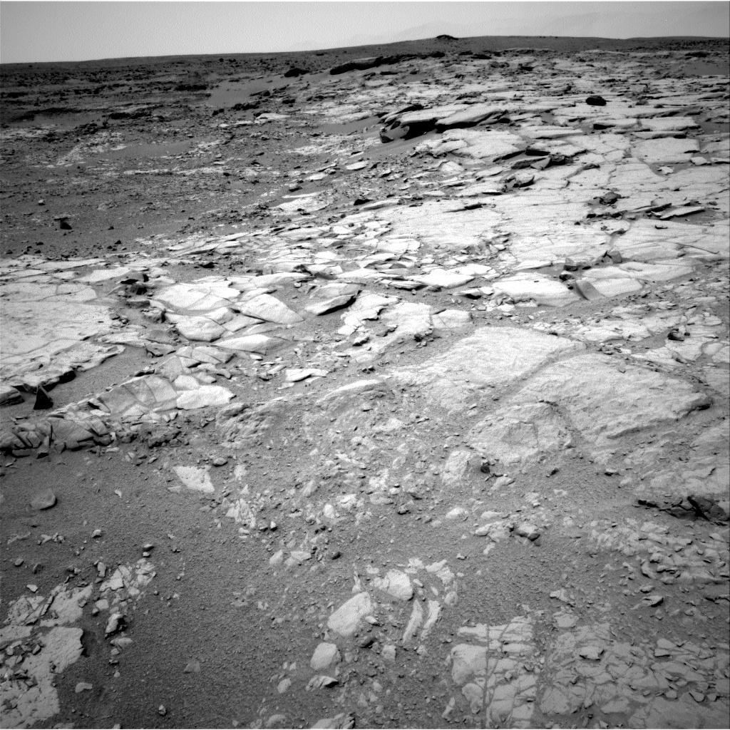 Nasa's Mars rover Curiosity acquired this image using its Right Navigation Camera on Sol 272, at drive 12, site number 6
