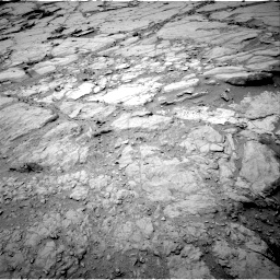 Nasa's Mars rover Curiosity acquired this image using its Right Navigation Camera on Sol 272, at drive 24, site number 6