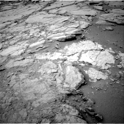 Nasa's Mars rover Curiosity acquired this image using its Right Navigation Camera on Sol 272, at drive 30, site number 6