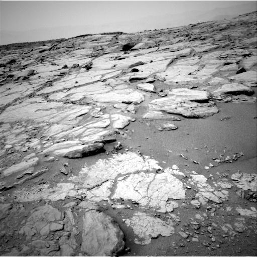 NASA's Mars rover Curiosity acquired this image using its Right Navigation Cameras (Navcams) on Sol 272