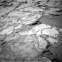Nasa's Mars rover Curiosity acquired this image using its Right Navigation Camera on Sol 272, at drive 42, site number 6