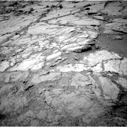 Nasa's Mars rover Curiosity acquired this image using its Right Navigation Camera on Sol 272, at drive 48, site number 6