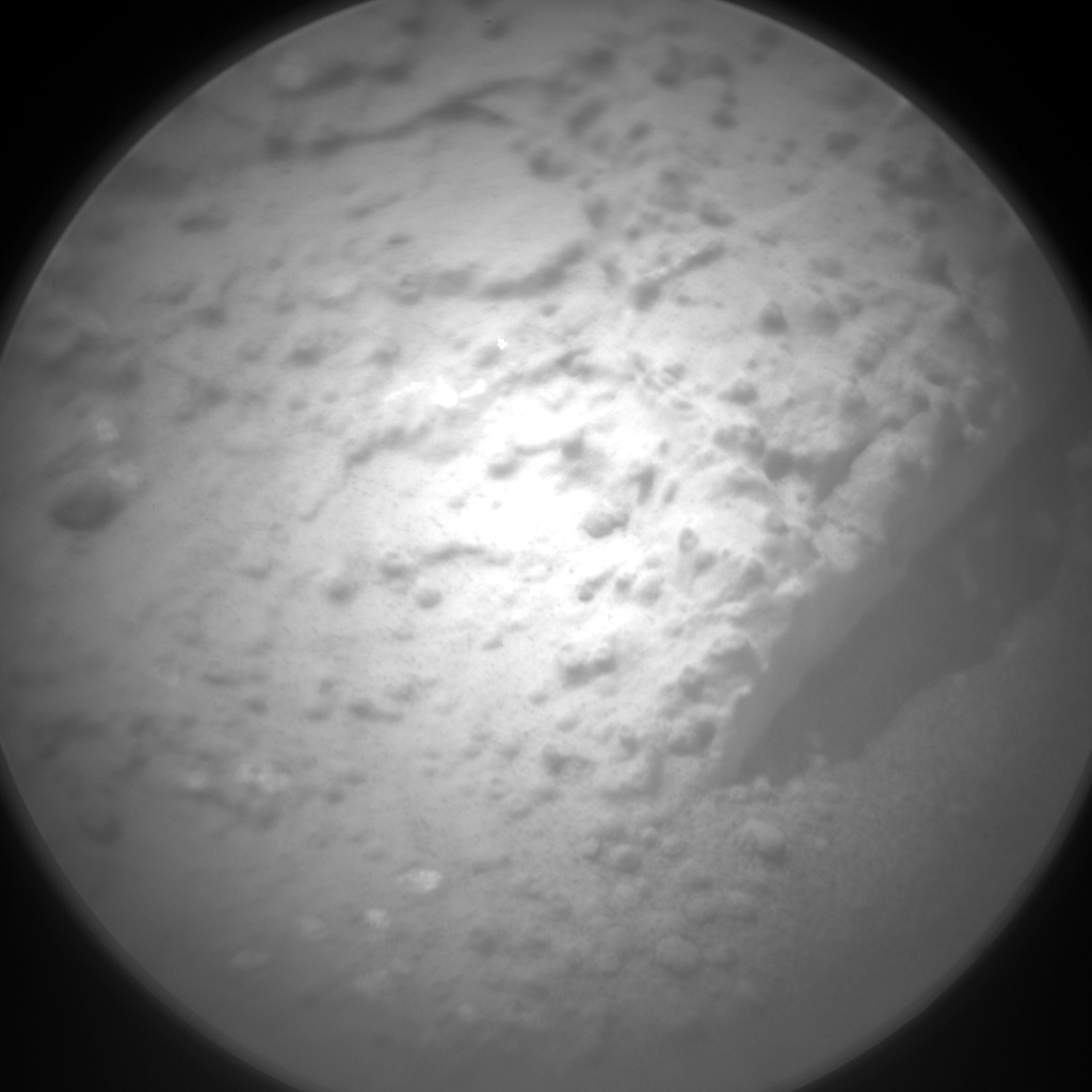 NASA's Mars rover Curiosity acquired this image using its Chemistry & Camera (ChemCam) on Sol 274