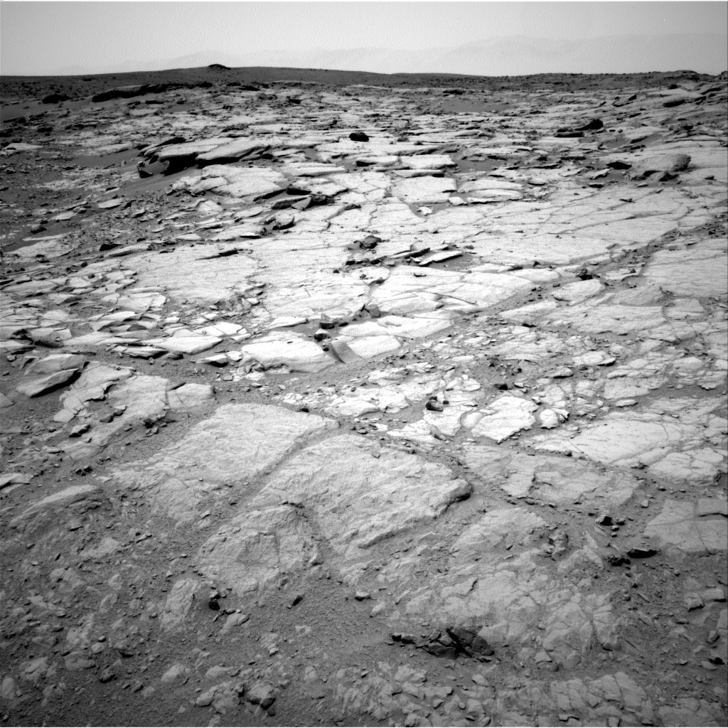 Nasa's Mars rover Curiosity acquired this image using its Right Navigation Camera on Sol 274, at drive 68, site number 6