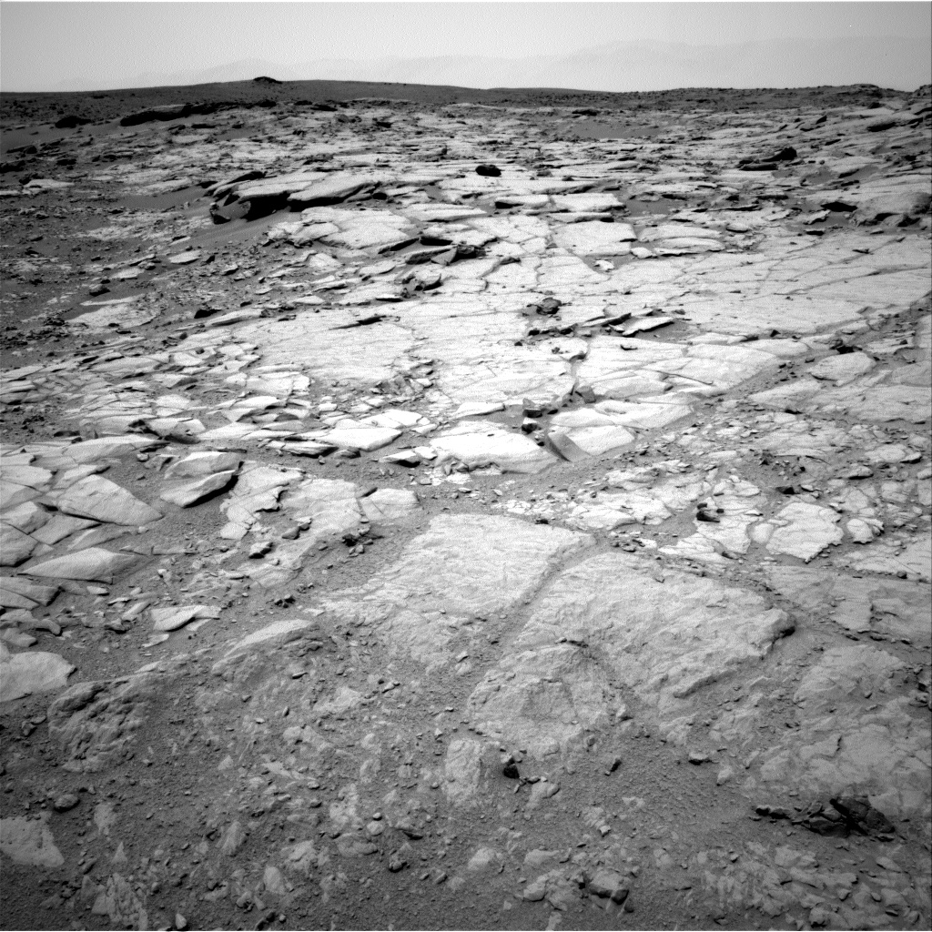 Nasa's Mars rover Curiosity acquired this image using its Right Navigation Camera on Sol 274, at drive 74, site number 6