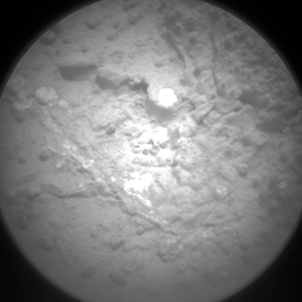 NASA's Mars rover Curiosity acquired this image using its Chemistry & Camera (ChemCam) on Sol 275