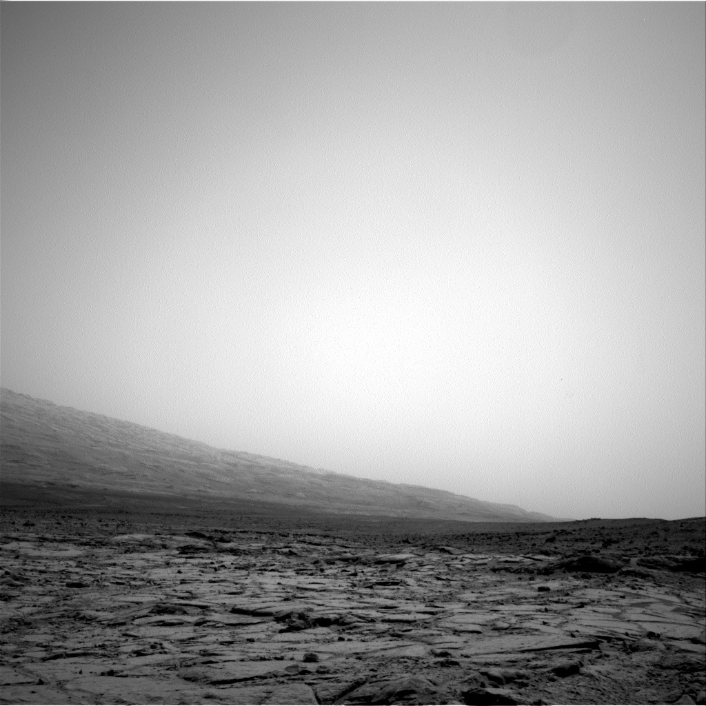 NASA's Mars rover Curiosity acquired this image using its Right Navigation Cameras (Navcams) on Sol 275