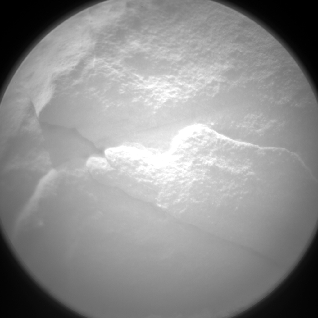 NASA's Mars rover Curiosity acquired this image using its Chemistry & Camera (ChemCam) on Sol 283