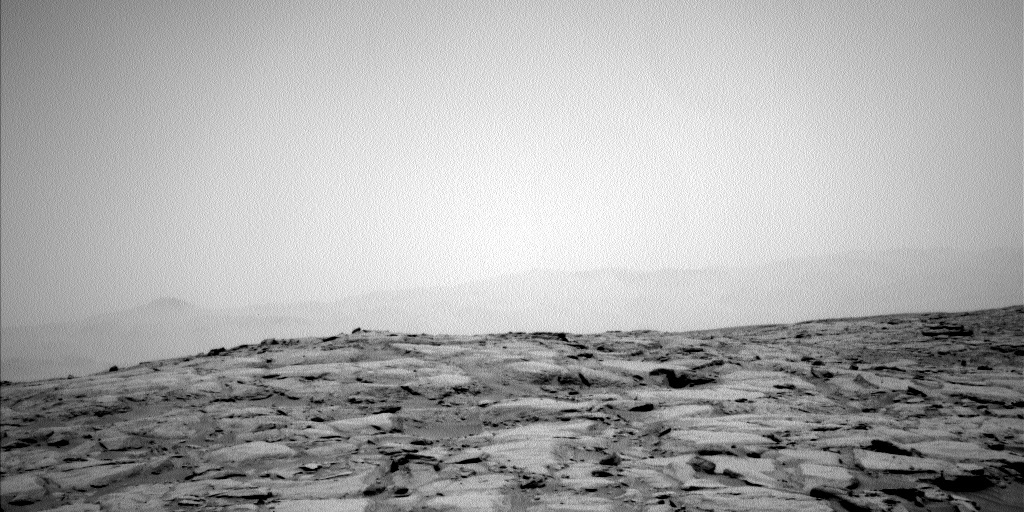 NASA's Mars rover Curiosity acquired this image using its Left Navigation Camera (Navcams) on Sol 283