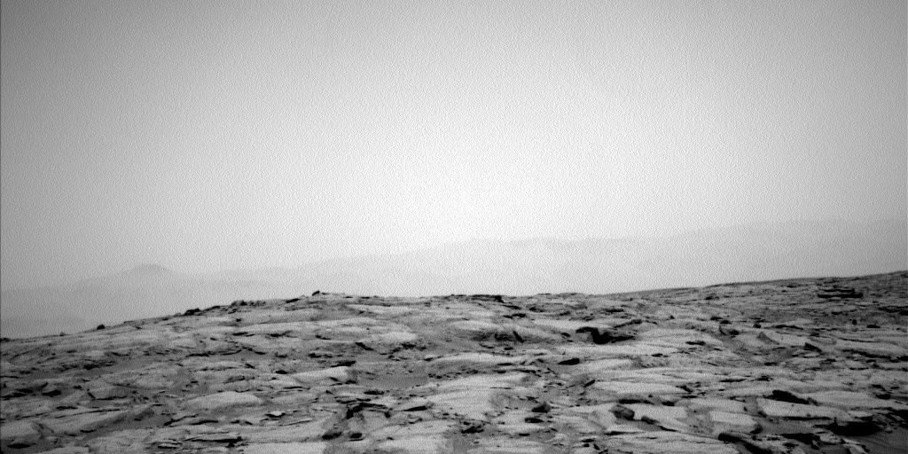 Nasa's Mars rover Curiosity acquired this image using its Left Navigation Camera on Sol 283, at drive 82, site number 6