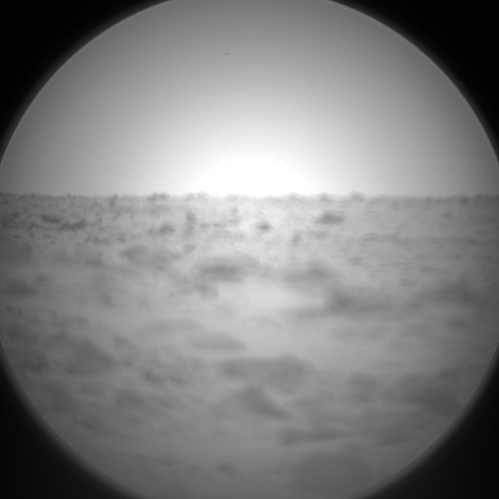 NASA's Mars rover Curiosity acquired this image using its Chemistry & Camera (ChemCam) on Sol 285