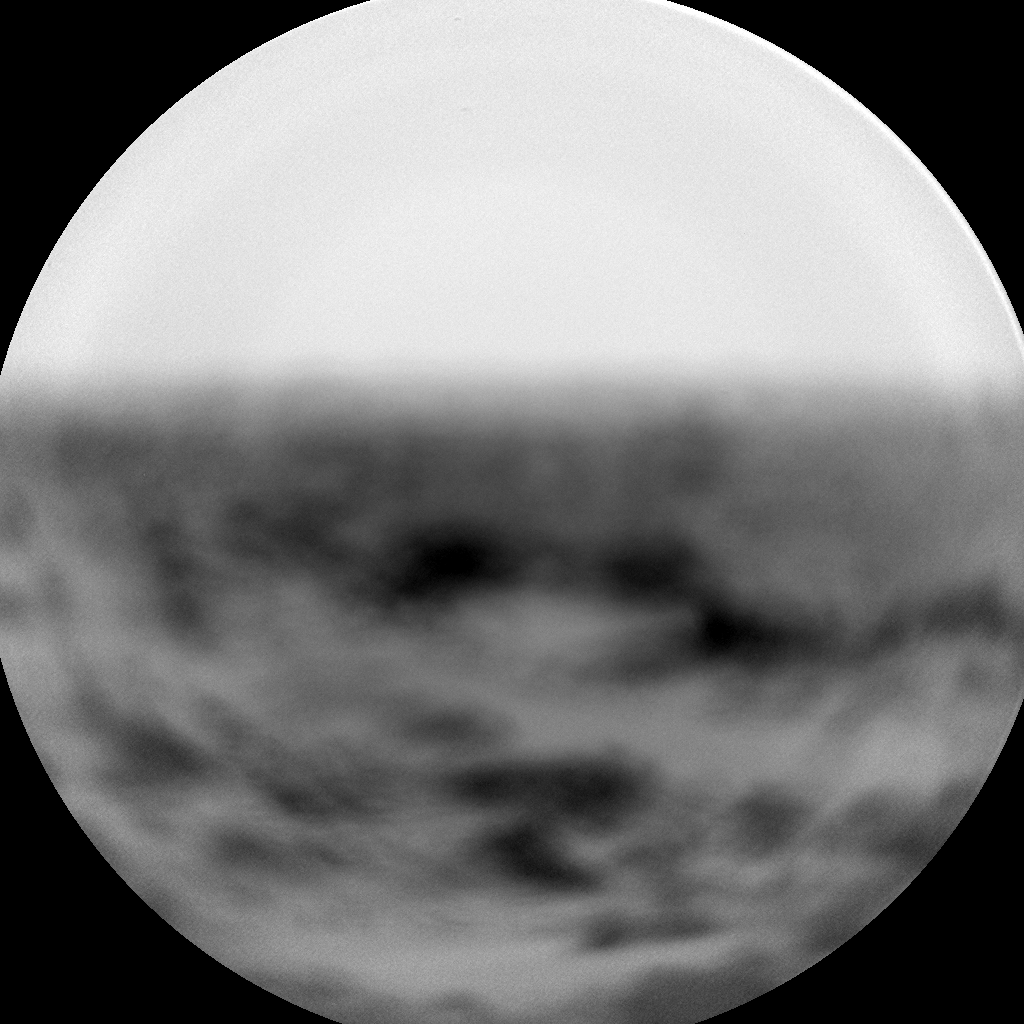 Nasa's Mars rover Curiosity acquired this image using its Chemistry & Camera (ChemCam) on Sol 285, at drive 82, site number 6