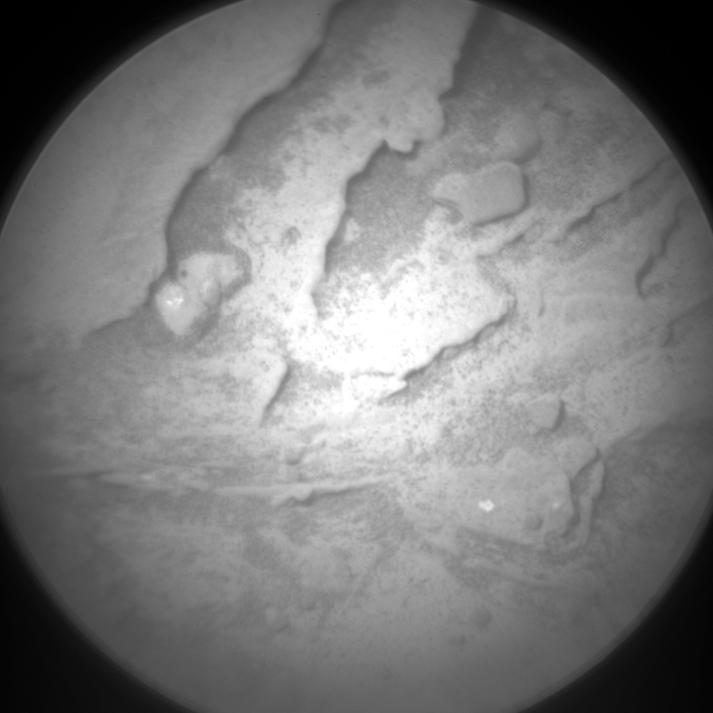 NASA's Mars rover Curiosity acquired this image using its Chemistry & Camera (ChemCam) on Sol 288