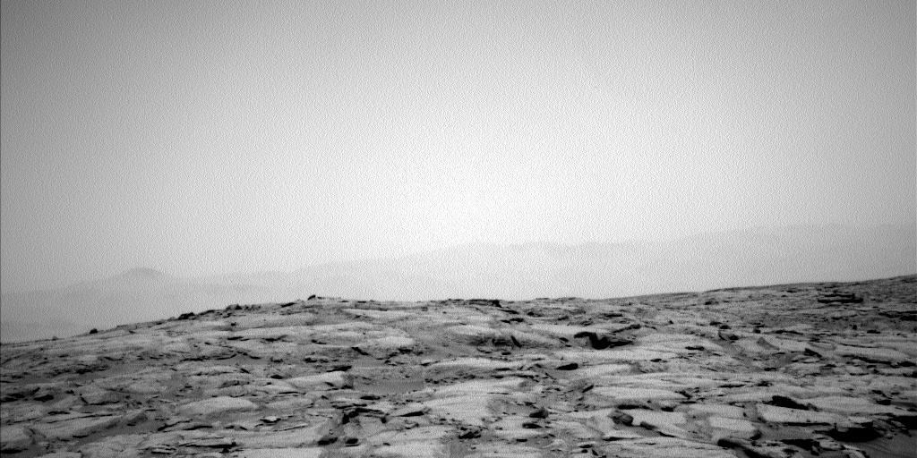 NASA's Mars rover Curiosity acquired this image using its Left Navigation Camera (Navcams) on Sol 288