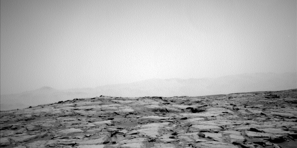Nasa's Mars rover Curiosity acquired this image using its Left Navigation Camera on Sol 288, at drive 82, site number 6
