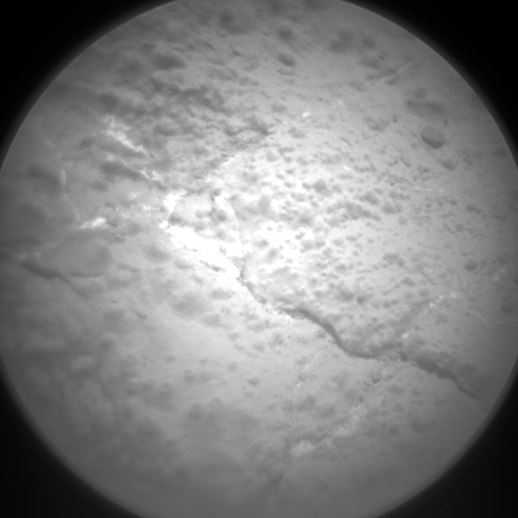 Nasa's Mars rover Curiosity acquired this image using its Chemistry & Camera (ChemCam) on Sol 294, at drive 82, site number 6