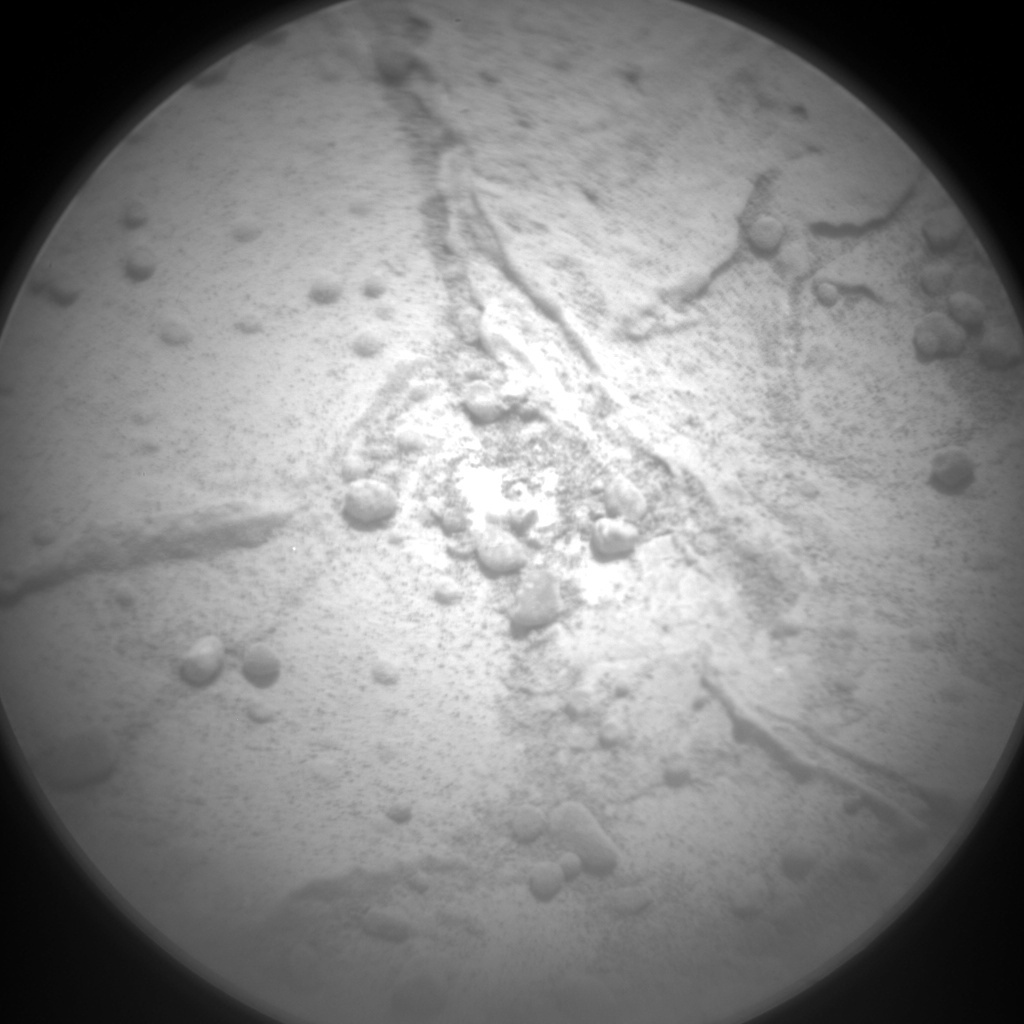 NASA's Mars rover Curiosity acquired this image using its Chemistry & Camera (ChemCam) on Sol 294