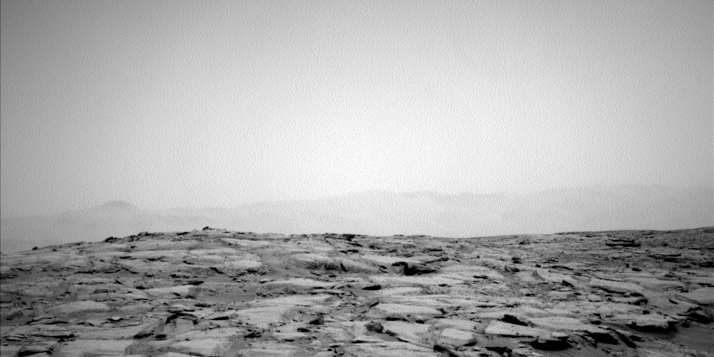 NASA's Mars rover Curiosity acquired this image using its Left Navigation Camera (Navcams) on Sol 296