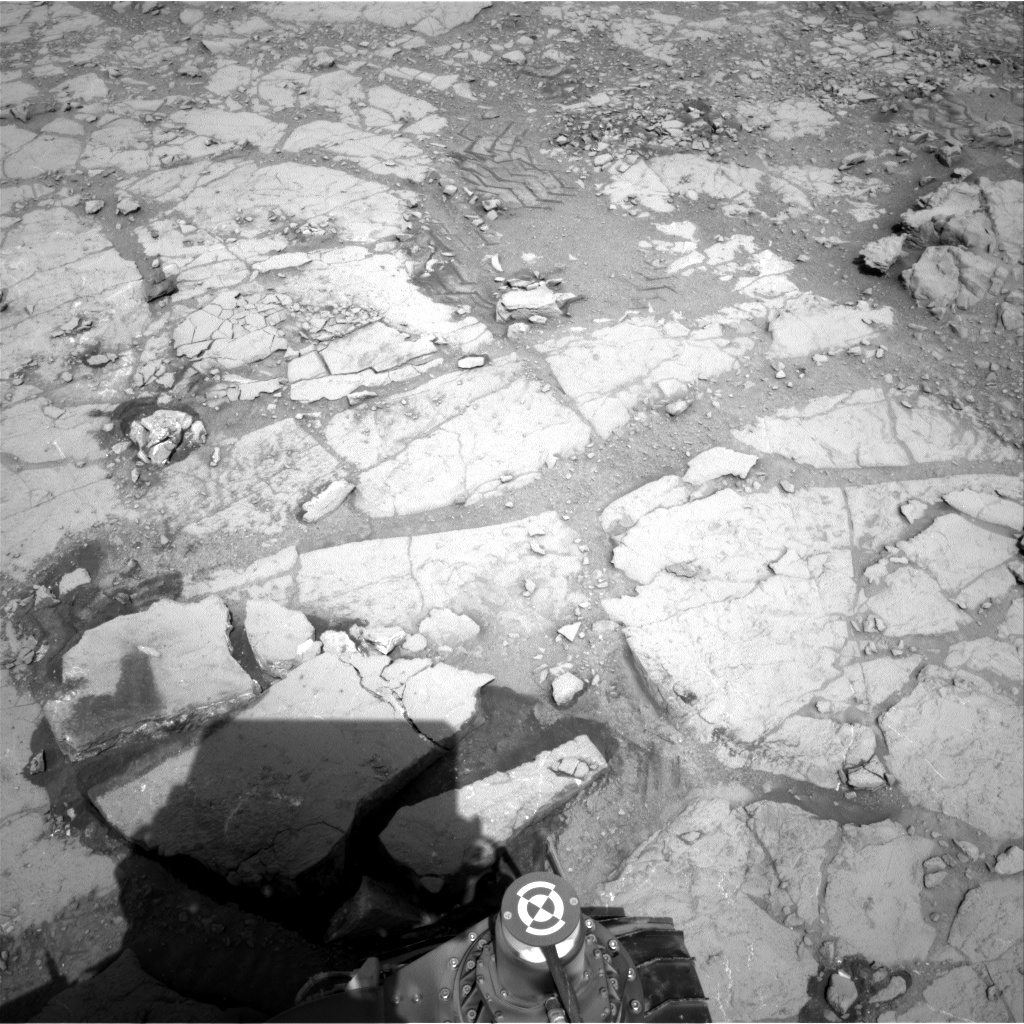 Nasa's Mars rover Curiosity acquired this image using its Right Navigation Camera on Sol 296, at drive 116, site number 6