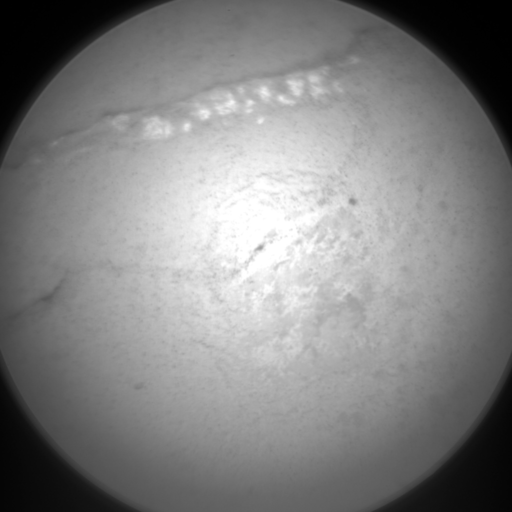 NASA's Mars rover Curiosity acquired this image using its Chemistry & Camera (ChemCam) on Sol 298