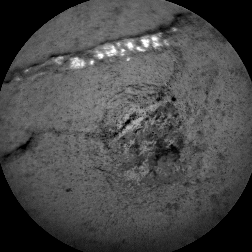 Nasa's Mars rover Curiosity acquired this image using its Chemistry & Camera (ChemCam) on Sol 298, at drive 224, site number 6