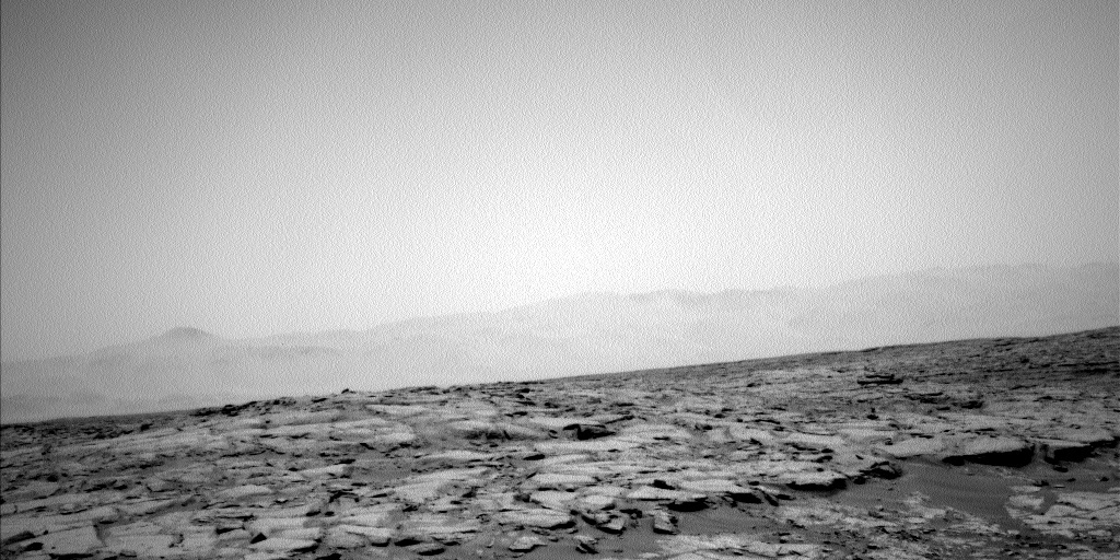 NASA's Mars rover Curiosity acquired this image using its Left Navigation Camera (Navcams) on Sol 300