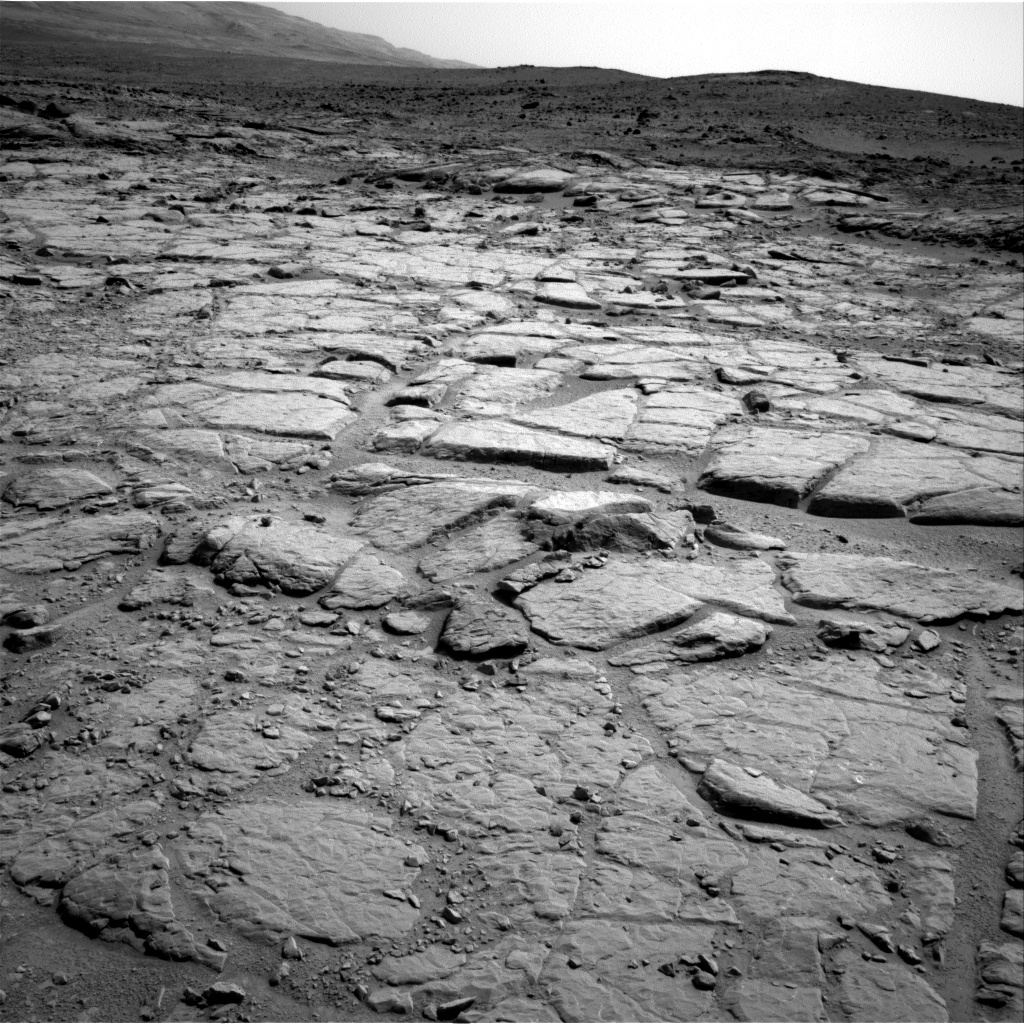 Nasa's Mars rover Curiosity acquired this image using its Right Navigation Camera on Sol 300, at drive 308, site number 6